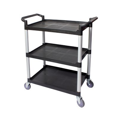 Crestware Rbtrolley Tier Trolley, Steel