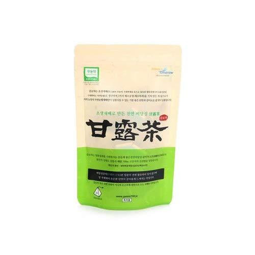 [Gamro700] Honey dew tea 20 count tea-bags, Natural Sweet Taste / Hydrangea Leaf