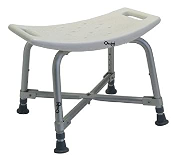 Orsini Bariatric Bath Bench Without Back 600 Lbs Capacity