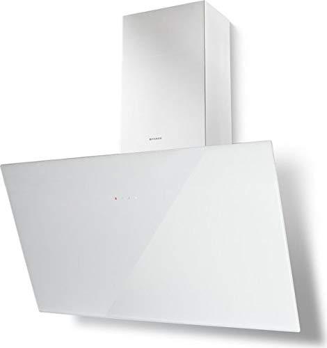 Cappa per cucina Filtrante a Parete 80 cm Bianco TWEET EG8 ...