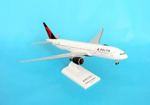 Airline Hobby Shop (Daron SKR374G Skymarks Delta 777-200 - 2007 Livery with Gear)
