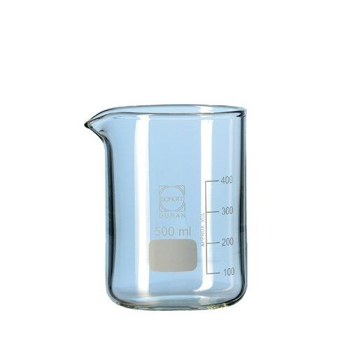DURAN 21 131 91 Heavy Wall Filtering Beaker 285 mm Diameter 430 mm Height 20000 ml Capacity