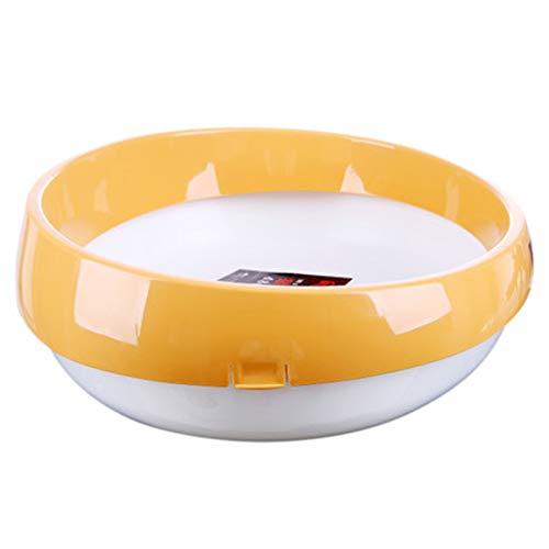 Yshen Caja de Arena para Gatos Resina Pet Potty Litter Box ...