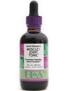 Muscle Joint Tonic 2 oz by Herbalist & Alchemist