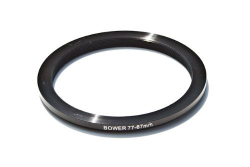 (Bower 77-67mm Step-Down Adapter Ring)