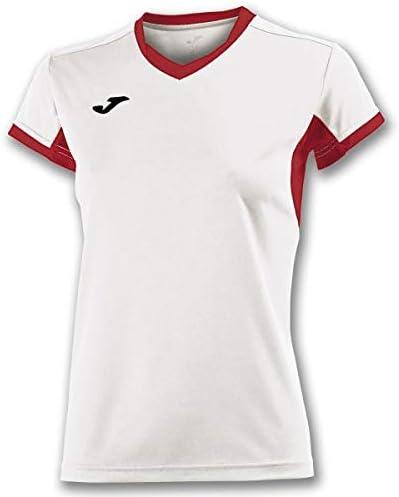 Joma Champion IV Camisetas Equip M//C Mujer
