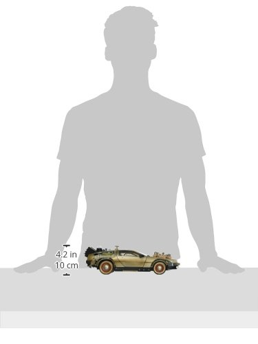 DeLorean Retour vers le futur III 36 cm