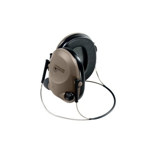 Sound-Trap Slimline Earmuff - Tactical Electric by Peltor