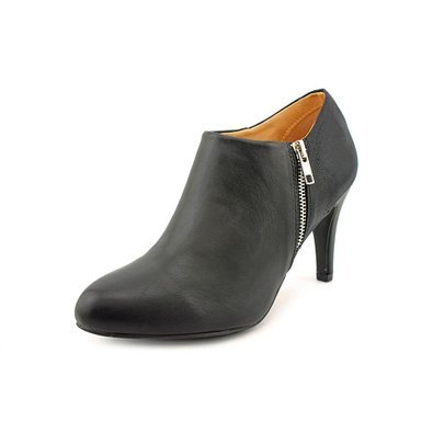 Report Dulcie Women US 9 Black Ankle Boot - Report Faux Fur Boot