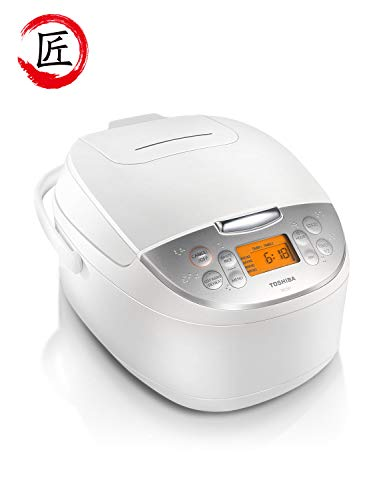Discover Bargain Toshiba TRCS01 Rice Cooker, 1 L, White