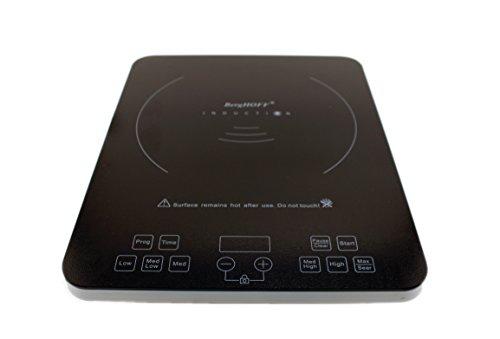 Berghoff Commercial Grade 1800 Watt Portable Touch Screen