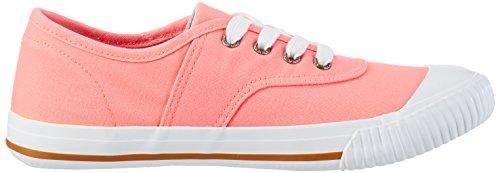 Ice Peak Frank, Sneakers Basses Femme Rose (Baby Pink)