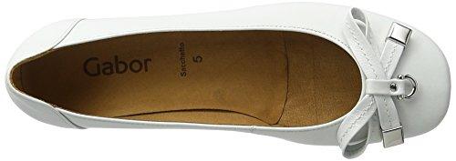 Shoes Natalia Leather Womens 21 112 Gabor 64 White 5YxUzqP5