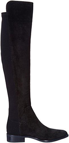 Femme CLARKS BELLE Black CADDY Bottes xCwxqOYt