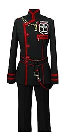 CosplayerWorld D.Gray-man Allen Walker Costume Deluxe Cosplay Outfit S