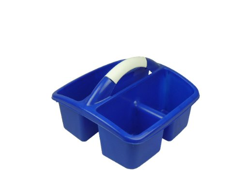 Romanoff Deluxe Small Utility Caddy, Blue by Romanoff Products Inc