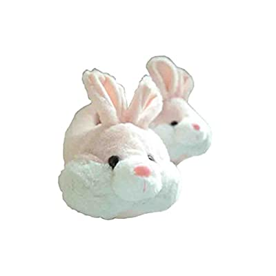Always Pretty Winter Lovely Rabbit Indoor Slipper Adult Sized Animal Slippers
