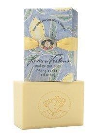 Mangiacotti Shea Butter Bar Soap 6 Oz. - Lemon Verbena