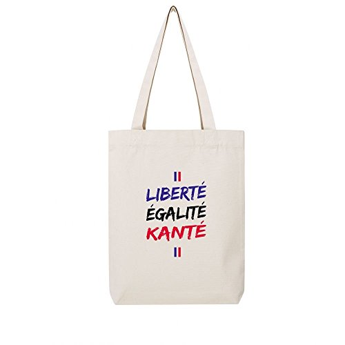 egalite bag toile recycle liberte kante en Tote natural dPqY8w