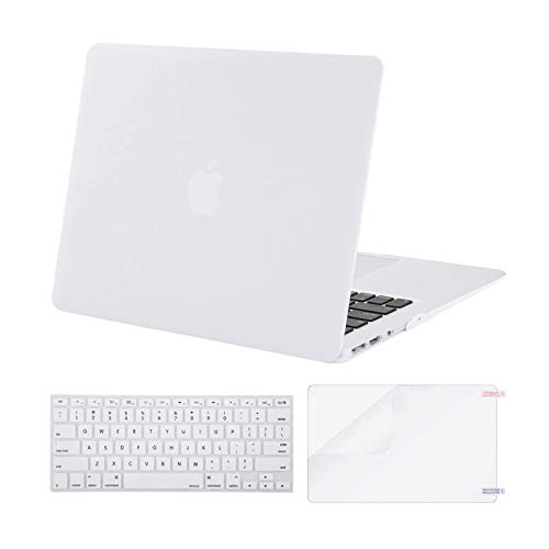 MOSISO Plastic Hard Shell Case & Keyboard Cover