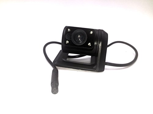 SRC718C Car Front View Camera, High definition CMOS Non-Mirror Image, Non-Waterproof Front View Camera,Without Distance Scale (0.5 Mm Scales)