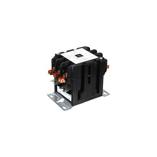 3 Pole DP Contactor, 120 Volt Coil, 50 Amp