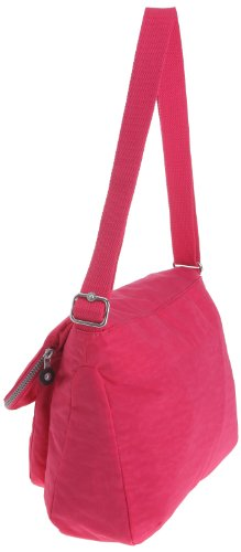 Garan Shoulder Bag Peony Women's Kipling Black 4Sxq5wYn0