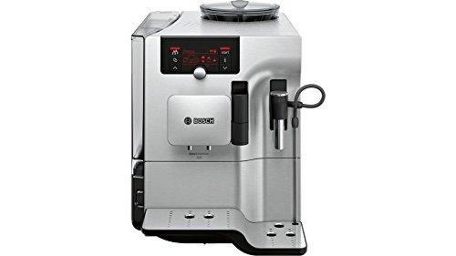 Bosch White Range (Bosch TES80329RW VeroSelection 300 Fully Automatic Espresso Machine AromaDouble Shot, Silver)