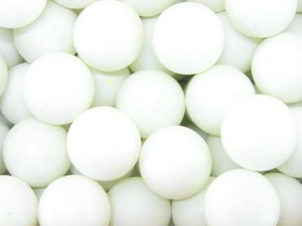 QGI 144 40mm Seamless Regulation Size Party Hard Heavy Duty Beer Pong Balls by QGI