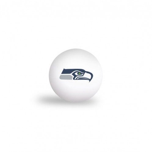 SEATTLE SEAHAWKS PING PONG BALLS - 6 PACK by WinCraft