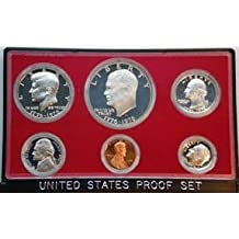 1976 S Proof S US Mint Proof Set Original Government Packaging Proof
