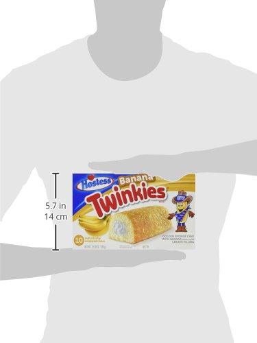 Hostess Twinkies Banana - 10 CT by Hostess by Twinkies