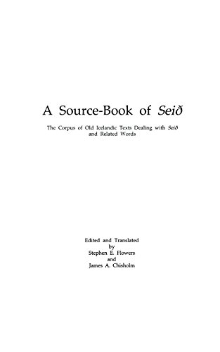 Services Book Source (Source Book of Seid)
