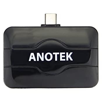 ANOTEK External ATSC TV Tuner for Android Devices and Windows PC Over the Air TV on WiFi