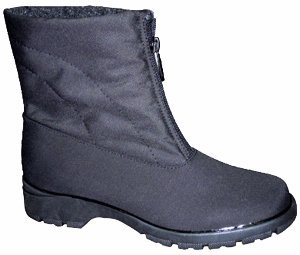 Toe Warmers Women's Magic Boots Black 10 M