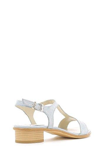 KEYS 5409 Sandalen Frauen Silber