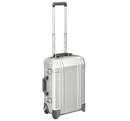 zero-halliburton-geo-aluminum-30-carry-on-2-wheel-travel-case-zrg2520-silver