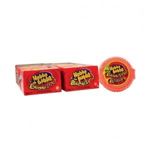BUBBLE TAPE TANGY TROPICAL 4 oz Each ( 12 in a Pack ) by TAPE GUM TANGY TROPICAL 12 COUNT
