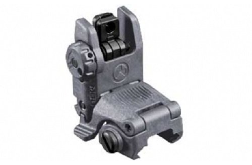 Magpul Industries MBUS Back Up Sight fits Picatinny