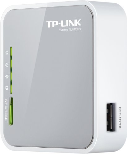 TP-Link N150 Wireless 3G/4G Portable Router