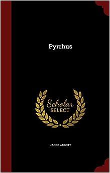 Book Pyrrhus