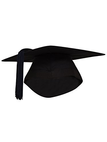 BULK BUY - 50 x Fitted Mortarboard / Trencher Caps Any by Ashington Gowns (Image #3)