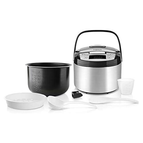 chollos oferta descuentos barato Taurus Top Cuisine Máquina de cocinar programable cubeta extraíble 5 L 12 Temporizador 24h programas Especi