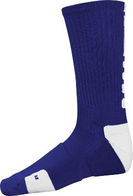 Nike Crew Socks Hyper Elite Basketball New Orchid/white/white