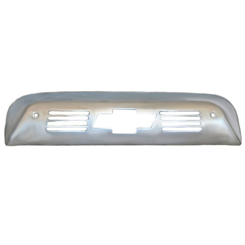 AMI 99000P AMI Bow-Tie 3rd Brake Light Cover - Polished, 1 - Cover Third Brake Sales Light