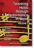 Teaching Music through Performance in Band, Larry Blocher, 1579994768
