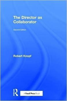 Book The Director as Collaborator