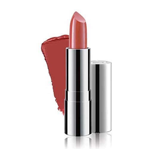 Super Moisturizing Lipstick by Luscious Cosmetics. Vegan   Cruelty Free   Lead Free - Creamy Rose - 0.12 (Creamy Lipstick)