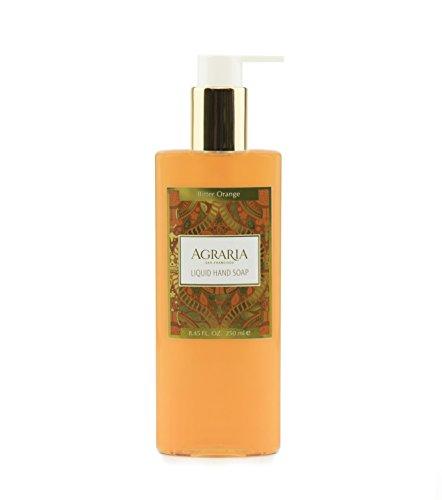 Agraria San Francisco Liquid Hand Soap, Bitter Orange, 8.45 fl. oz.