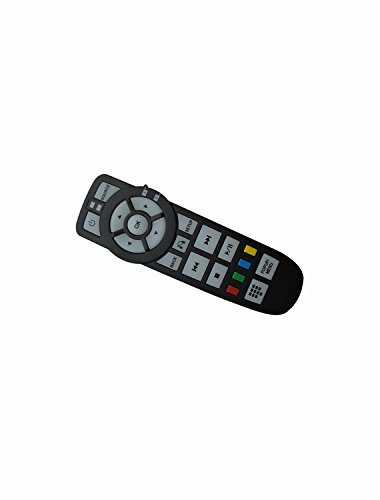 HCDZ Replacement Remote Control for 2013-2014 2015 2016 2017 2018 Chrysler 300 VES UCONNECT DVD Entertainment Headphones Wireless Audio KIT System from HCDZ